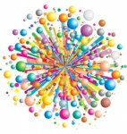 Bouncy Balls & Marshmellow Building