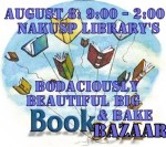 Bodaciously Beautiful BIG Book & Bake Bazaar