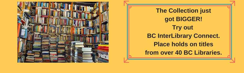 BC InterLibrary Connect
