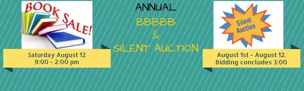 BBBBBazaar and Silent Auction